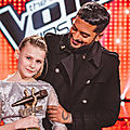 Océana, gagnante de ''<b>The</b> <b>voice</b> kids Belgium'' 2020.....un talent à suivre..