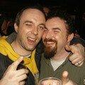 Pat et son frère