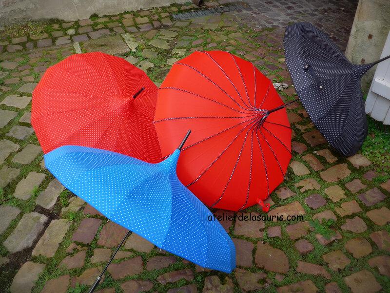 parapluie pagodes