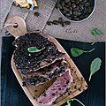 Faux filets en croûte de café & épices