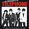 Le groupe téléphone