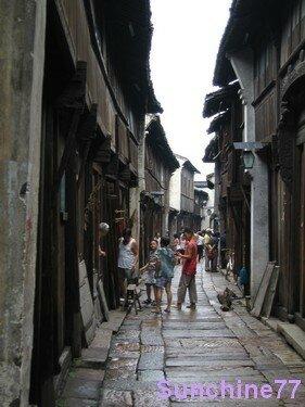 Villes d'eau du Sud de la Chine - 6-9 aout 2005 066