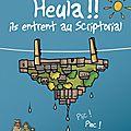 «heula!! ils arrivent au scriptorial», l'exposition estivale à avranches - 14 juin > 14 septembre 2014