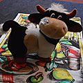 Une vache qui en a