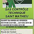 controle technique saint mathieu 87440 DEKRA