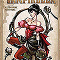 Legenderry Vampirella : une aventure speampunk