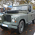 LAND ROVER 109 Serie III <b>pick</b>-<b>up</b>