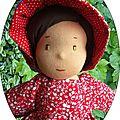 Mathilde : une poupée pour les bébés !