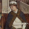 1502-1508 PINTURICCHIO Pie II à Ancône - détail - fresque cathédrale de Sienne