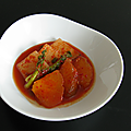Kimchi de Kaki