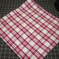 Tuto petite pochette façon origami