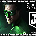 JL <b>Snyder</b>'s cut 2 officiel !!!