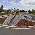 Rond-point à Bohain-en-Vermandois