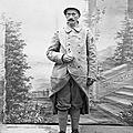 Eugène aubard un territorial dans la grande guerre (1917)