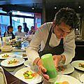 Prix <b>Collet</b> du livre de Chef 2014 - Episode #2 : Denis Fétisson, La Place de Mougins