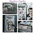 Album broderies oxydees - atelier offert - etape 2 - collection broderies oxydées - article dt : sylvie leblanc
