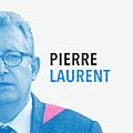 DIMANCHE EN POLITIQUE SUR FRANCE 3 N°13 : <b>PIERRE</b> <b>LAURENT</b>