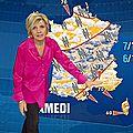 Evelyne Dhéliat jean haut mauve 2100 14 09 10