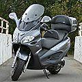 Tourisme et Voyage en scooter