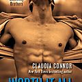 Worth it all (the mckinney brothers #3) by claudia connor (arc provided for an honest review)
