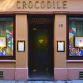 Emile jung et son « crocodile » au sommet !