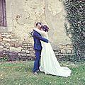 Mariage nathalie et anthony...