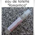 eau de toilette romantica