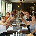 PORANO 09 - Déjeuner Sauternes 20.08.12
