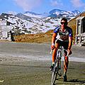 En 2019,le Tour de France cycliste franchira à nouveau le col le plus haut des Alpes : L'ISERAN à 2770 m (Maurienne/Savoie)