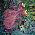 ATEK 2014 Krepuscule 90x90cm