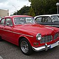<b>VOLVO</b> 122S Amazon berline 2 portes 1970