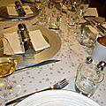 Repas de fine gastronomie chez des passionnés de vins et de tables...