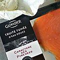 Mes triangles au saumon #remise