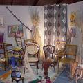 Exposition au salon des antiquaires de la rochelle