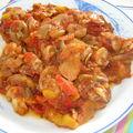 Champignons à l'espagnol (recette picard)