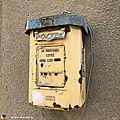 Ancienne Boîte aux Lettres de La Poste (désaffectée)