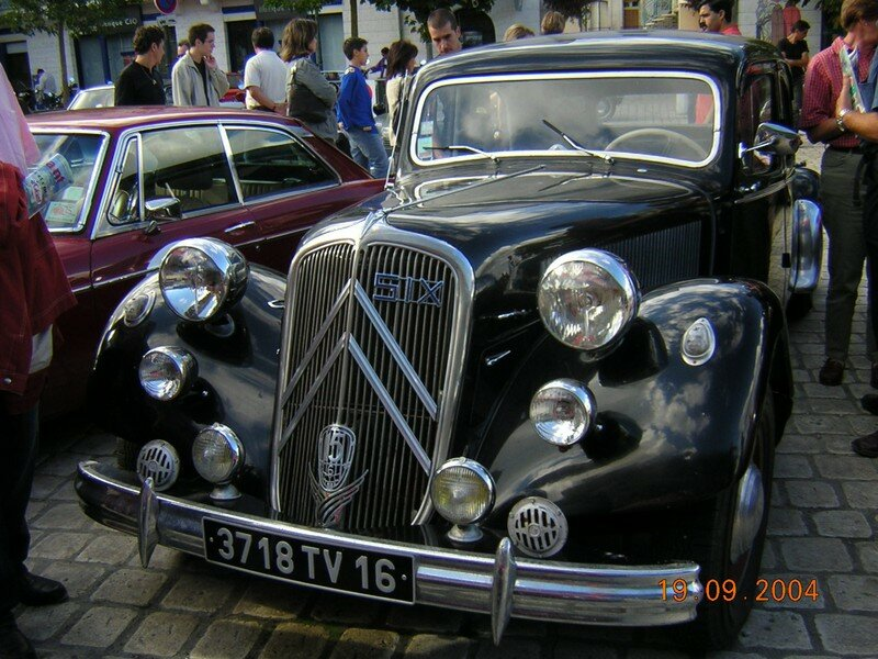 traction citroen 15 six occasion