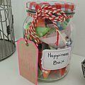 Happiness Box ou comment offrir de l'amour