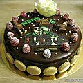 Chocolat/framboises