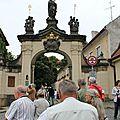 VOYAGE Août 2014 - Prague / Dresde / Wroclaw