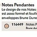p087 notes pendantes