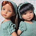 <b>Alice</b> et Aïko, deux petites amandes : philippine !