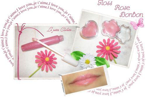 Gloss rose