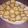Minis tartelettes au citron demarle et anniversaire!