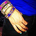 Les bijoux opale annonce la tendance indienne de cet été chez punka