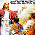 <b>Évangile</b> et Homélie du Sa 22 Avril 2017. « Allez dans le monde entier. Proclamez l'<b>Évangile</b> à toute la création. »