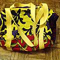 un sac pour la <b>piscine</b>