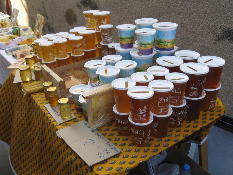 Notre bon miel de lavande ou multi fleurs