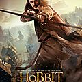 Bard The Bowman poster The Hobbit The Desolation of Smaug