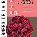 Le week-end de la Pentecôte, retrouvez-moi au Salon des JOURNEES S DE LA ROSE à <b>CHAALIS</b>...